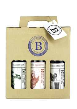6 Pack Gift Box - DARK BEERS