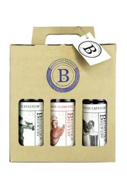 6 Pack Gift Box - DARK BEERS